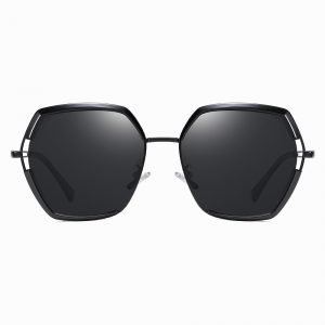 Black Square Women Summer Sunnies