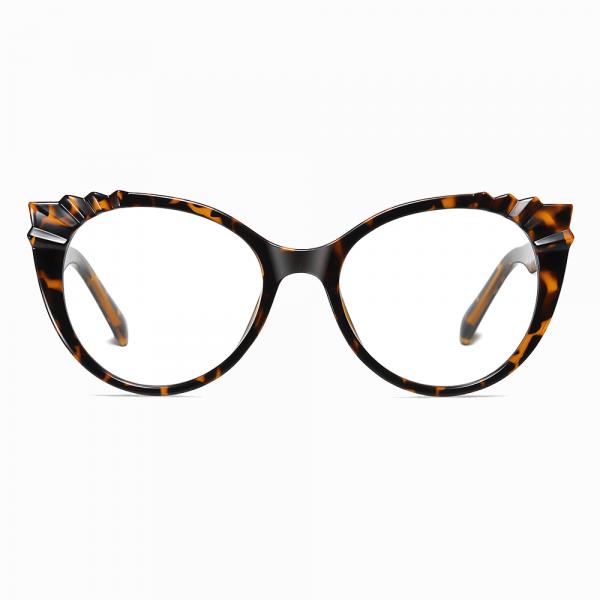 cateye glasses with tortoise frames for women girls