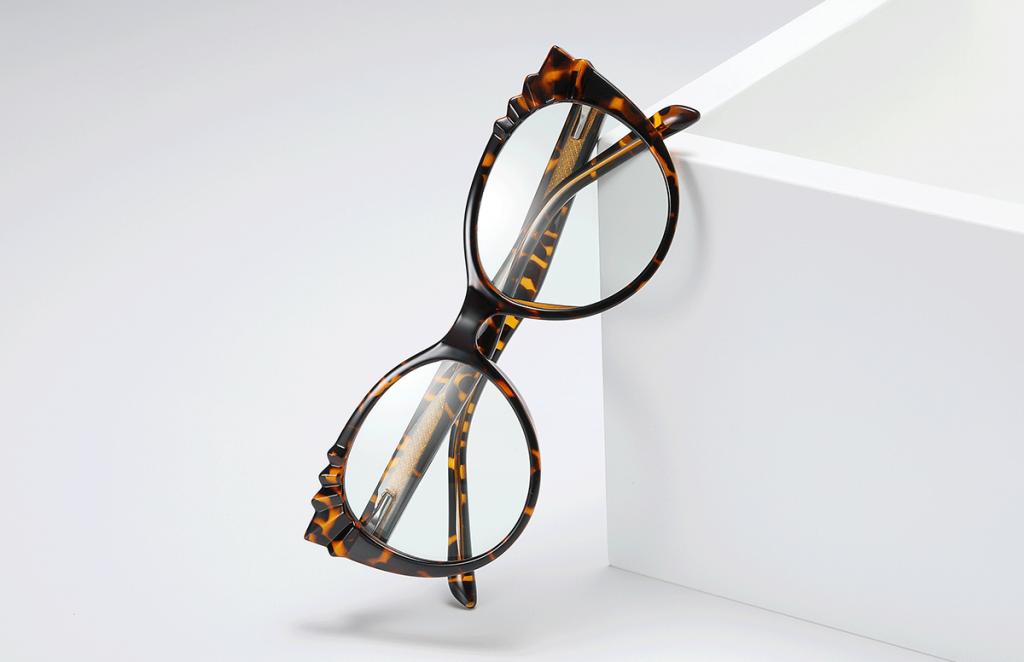tortoise cateye glasses for women