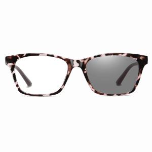 tortoise rectangular eyeglasses