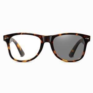 tortoise round eyeglasses