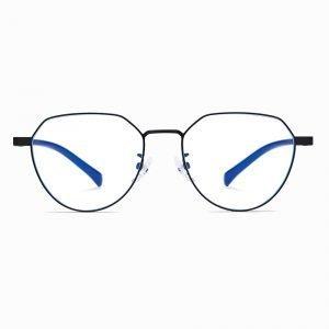 black round reading eyeglasses for women