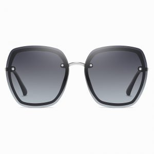Gray Gradient Sunglasses