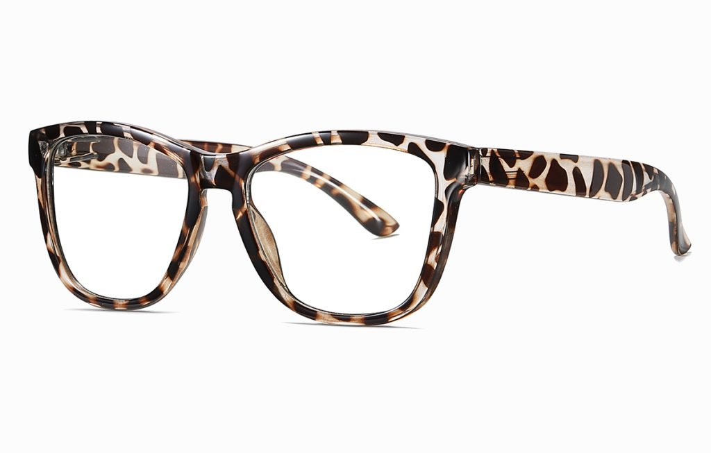tortoise square eyeglasses for women