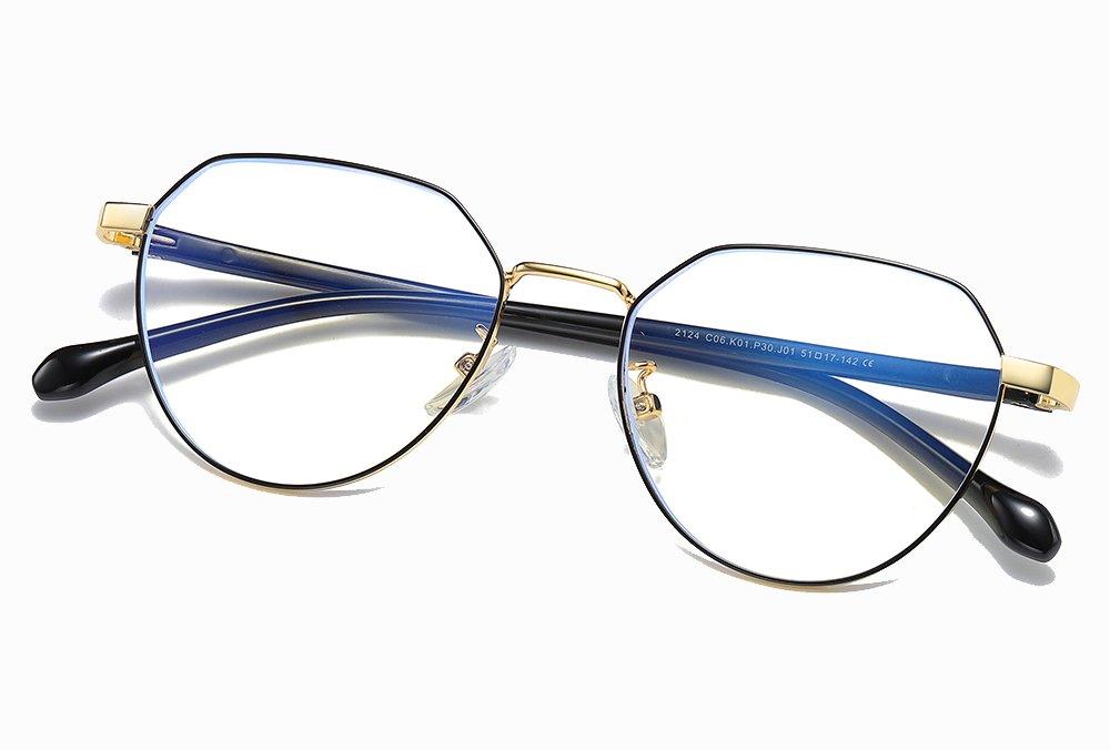 roiund eyeglasses