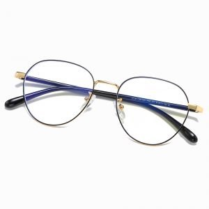 round eyeglasses for women