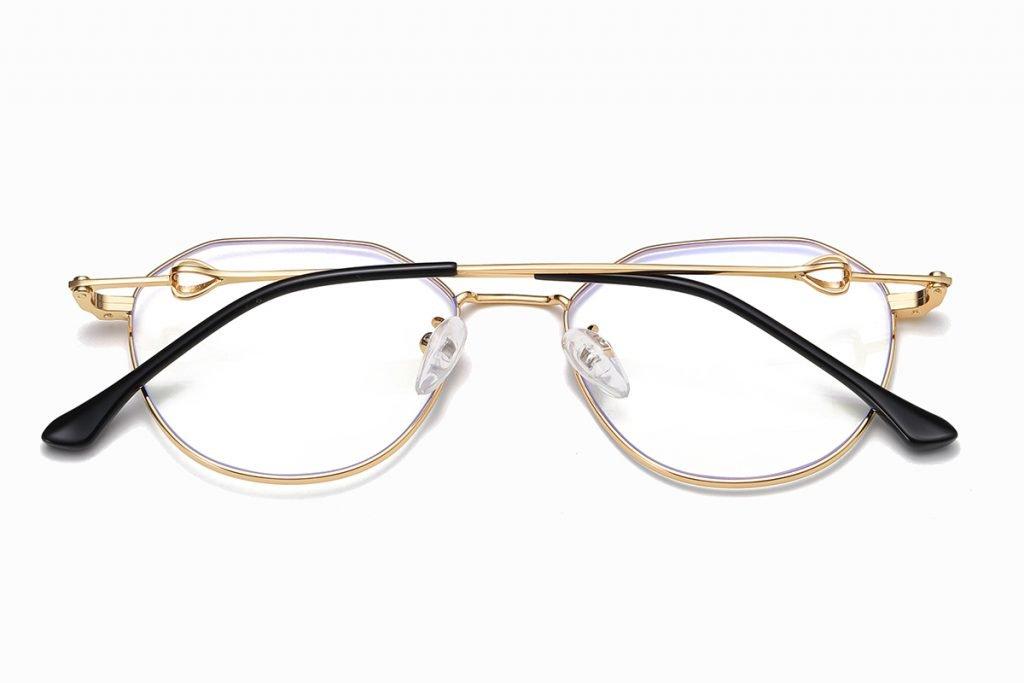 round eyeglasses for women