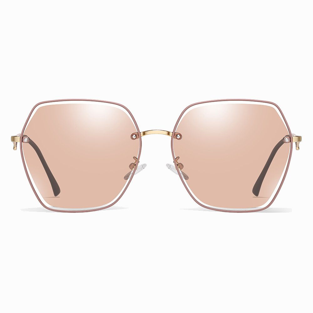 light brown tinted shades for women girls