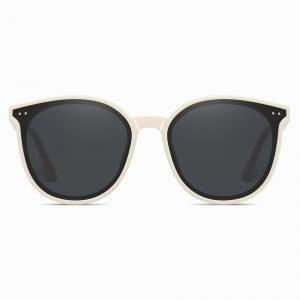 Black Ivory Round Sunshade