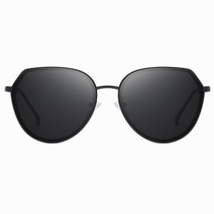 black round sugnlasses