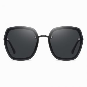 Black Square Sunshade for Women Sunnies This Summer