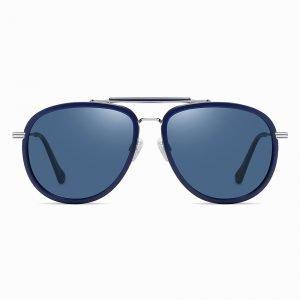 Blue Aviator Sunglasses for ,Men Women