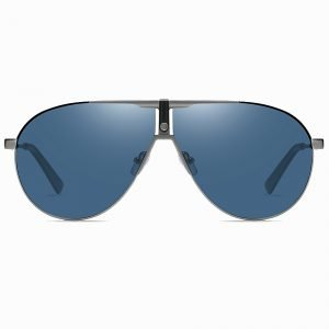 Blue Sunshade for Men