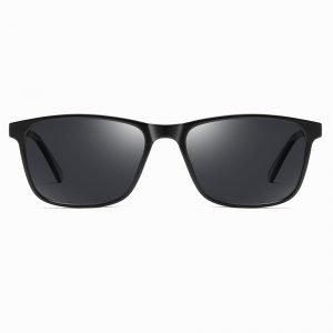 men black rectangular sunglasses