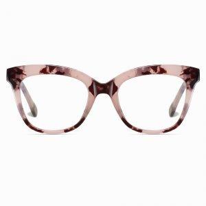 Tortoise Cat Eye Square Glasses