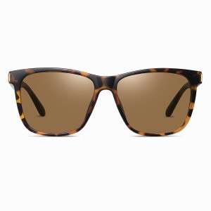 Brown Square Shade for Men