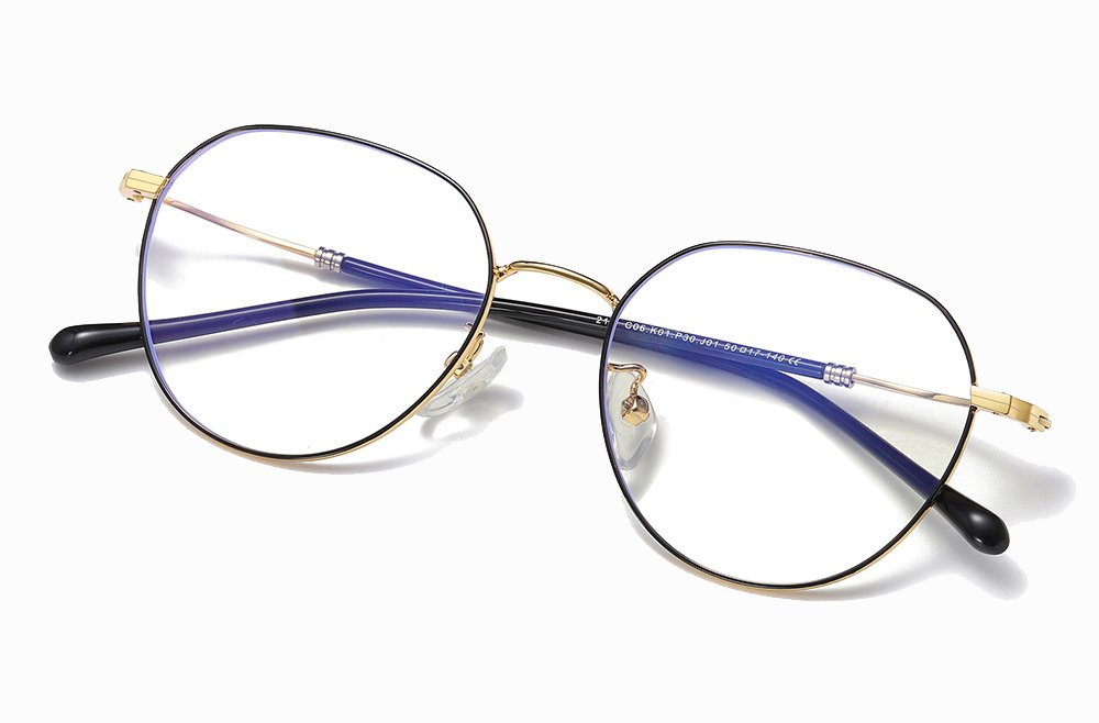 round eyewear for women