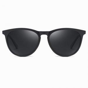 Stylish Black Round Sunglasses for women men