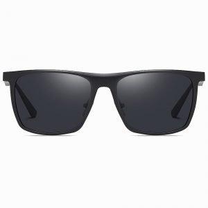 Black Square Sunshade for Men
