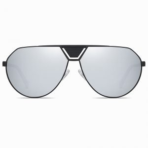 Grey Aviator Sunglasses for Men Women