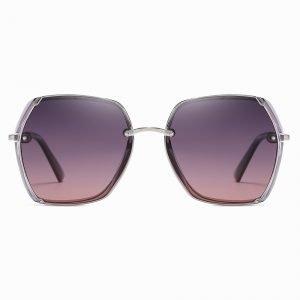 Purple Gradient Sunglasses