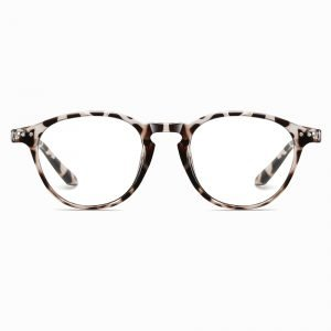 ivory tortoise round eyeglasses for women oval face shape