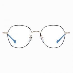 circular wire frame eyeglasss