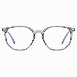 Grey Eyeglasses