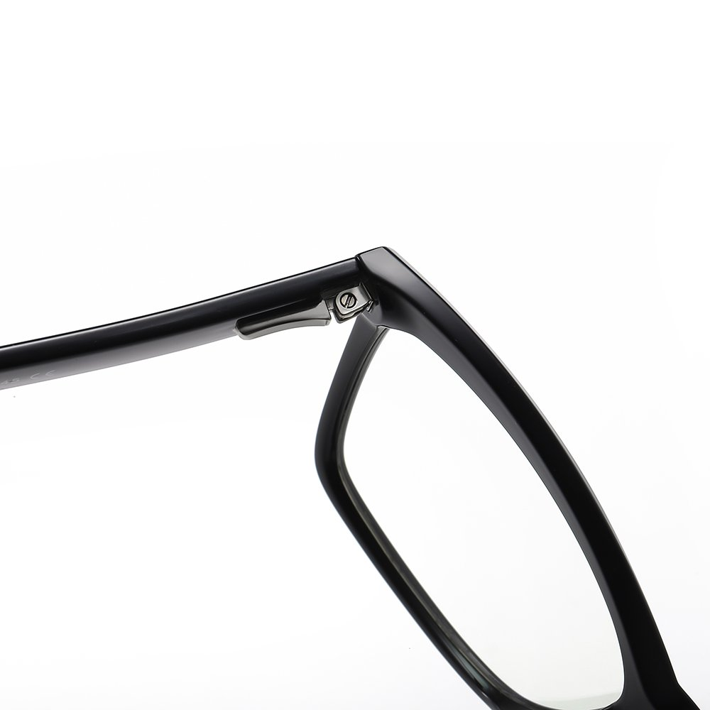 spring hinges black frames