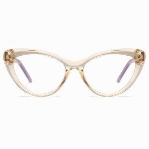 vintage champange-eyeglasses