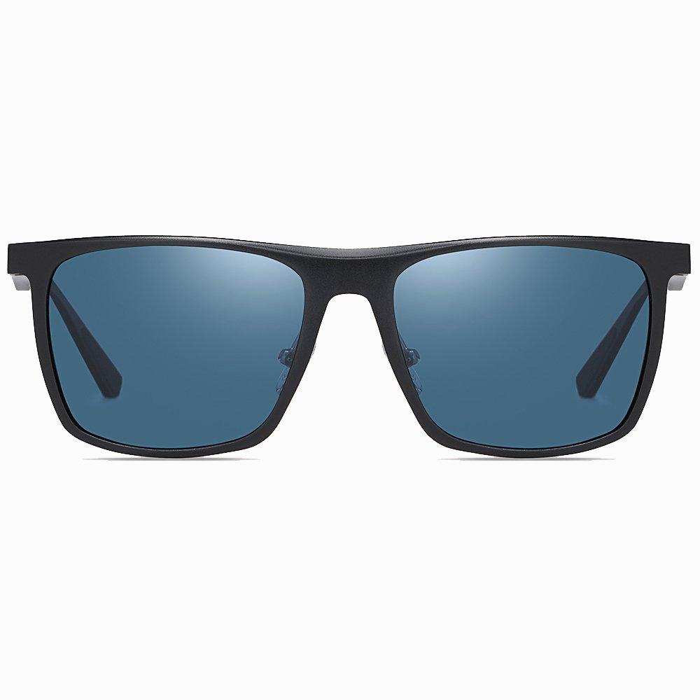 Blue Wayfarer sunshade for men