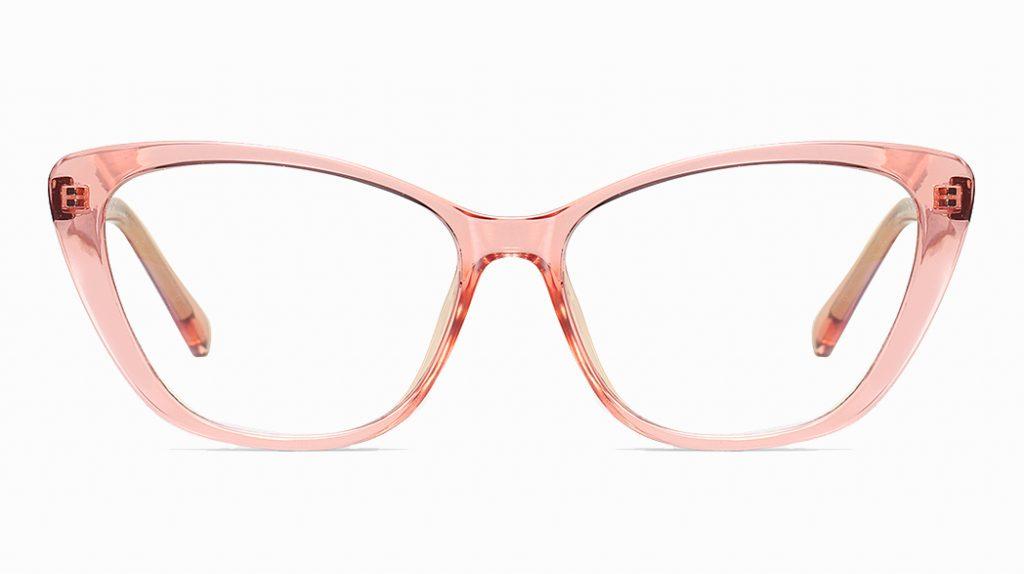 square cat eye glasses for women